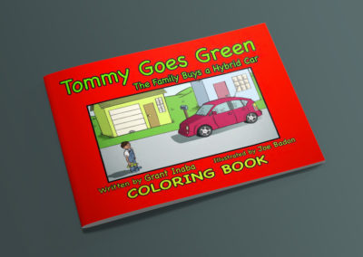 Tommy Goes Green by Grant Inaba