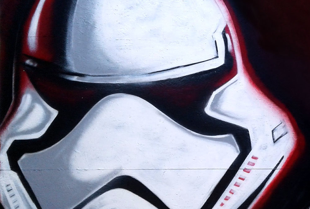 Star Wars First Order Trooper private commission
