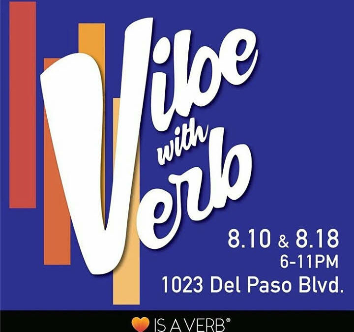 VIBE with Verb Art Show