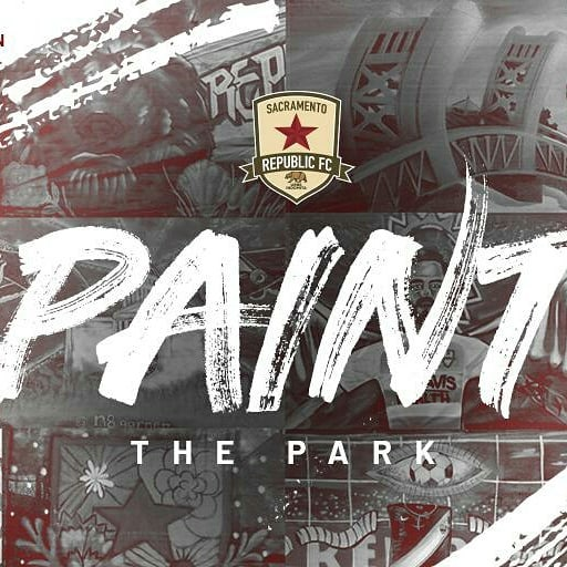 Grey Matter 1 of 10 artists to participate in 2019 Paint the Park