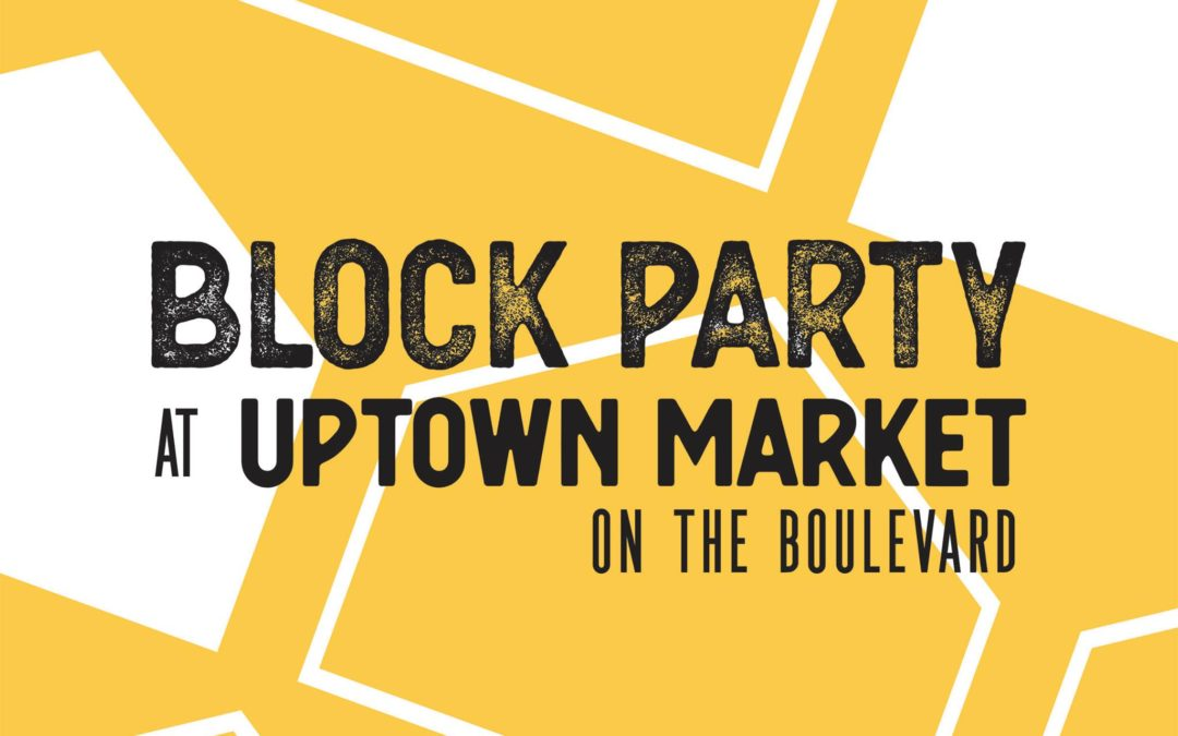 Wide Open Walls: North Sacramento Block Party at Uptown Market